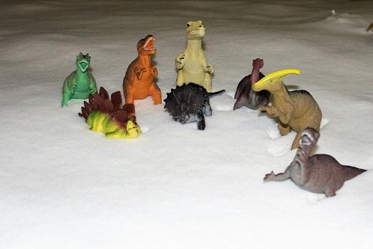 СКАЗКА про динозавров для детей ЧИТАТЬ Куда пропали динозавры