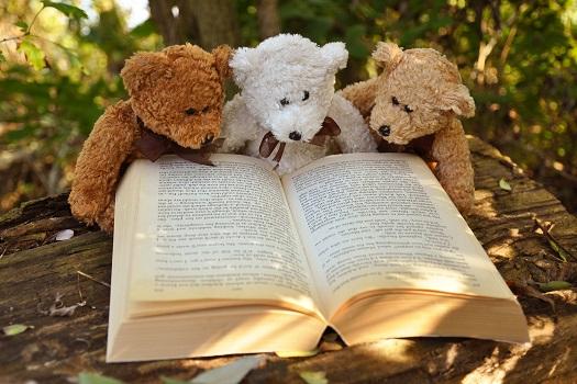 Сказка про Машу и трех медведей