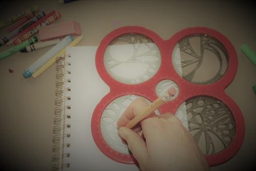 Спирограф для рисования