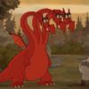 Сказка про Змея Горыныча и богатырей