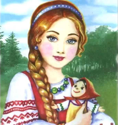 Василиса Прекрасная СКАЗКА русская-народная