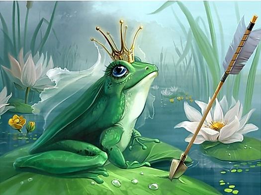 Царевна Лягушка русская народная сказка