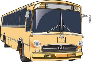 автобус Индия