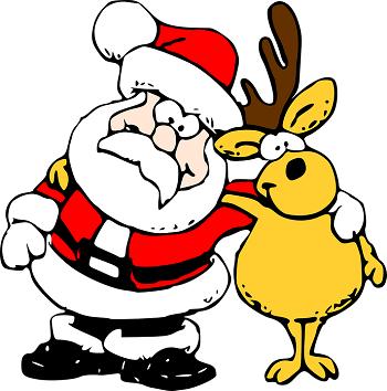 Санта Клаус Описание героя