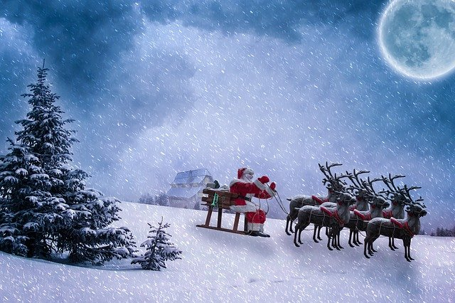 Сказка про Деда Мороза в которого не верили